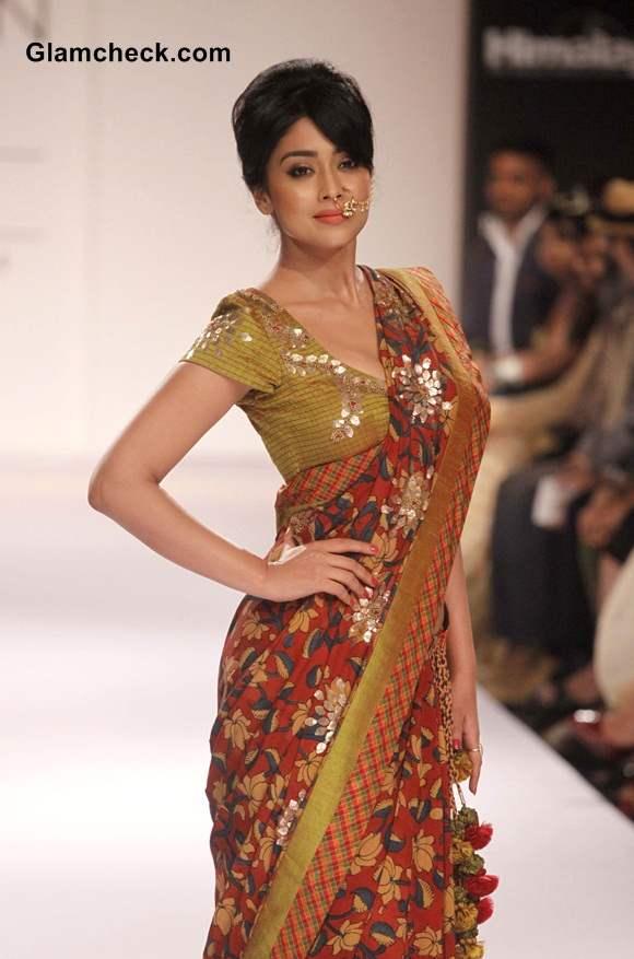 Lakme Fashion Week Winter-Festive 2014 Sashikant Naidu Collection