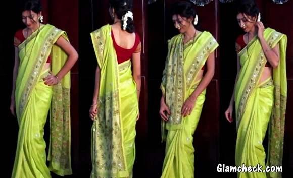Marathi Mulgi Look - Indian Fashion Youtuber