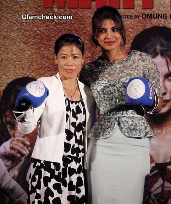 Music launch of film Mary Kom