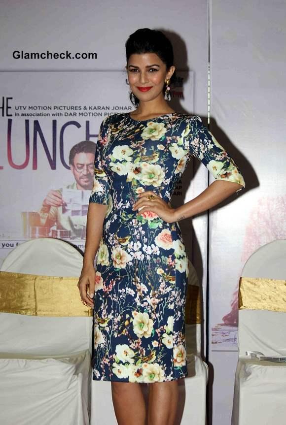 Nimrat Kaur in Nishka Lulla Outfit