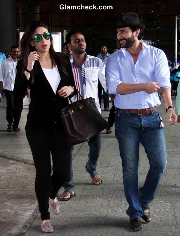 Saif and Kareena pics 2014