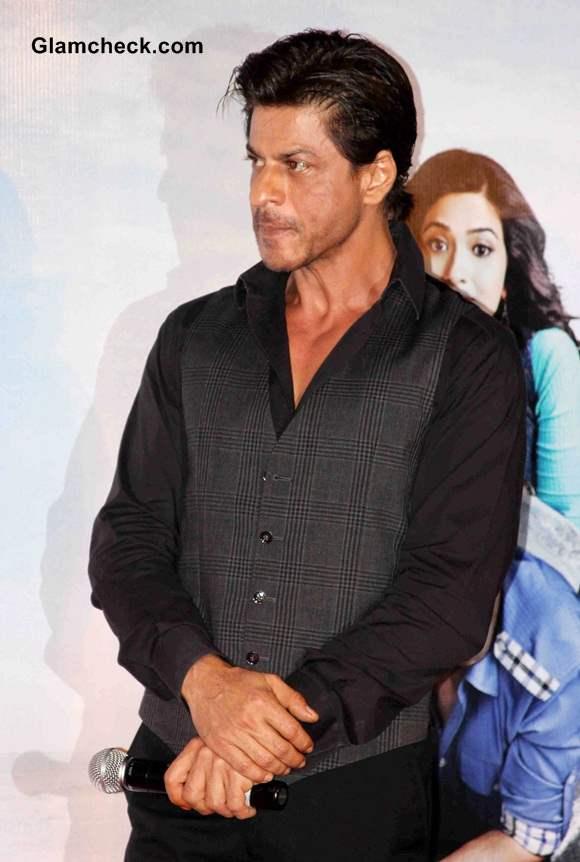 Shahrukh Khan at Ekkees Toppon Ki Salaami Trailer Launch