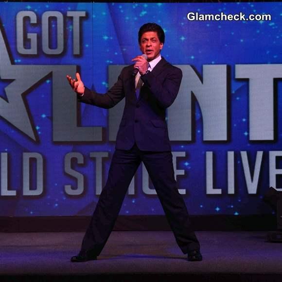 Shahrukh Khan hosts Got Talent World Stage Live