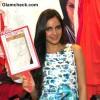 Shazahn Padamsee Checks Out New Madame Autumn Collection