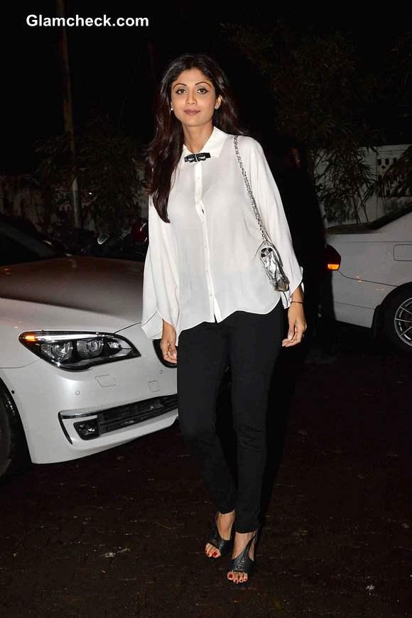 Shilpa Shetty Style 2014