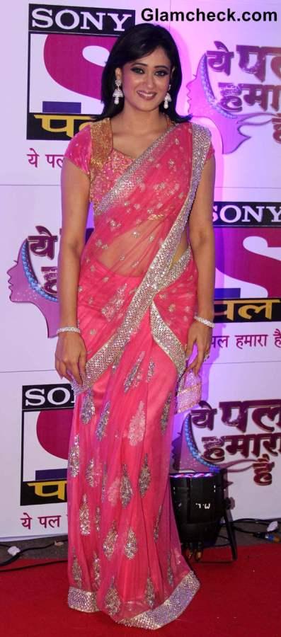 Shweta Tiwari in Yeh Pal Hamara Hai Television serial