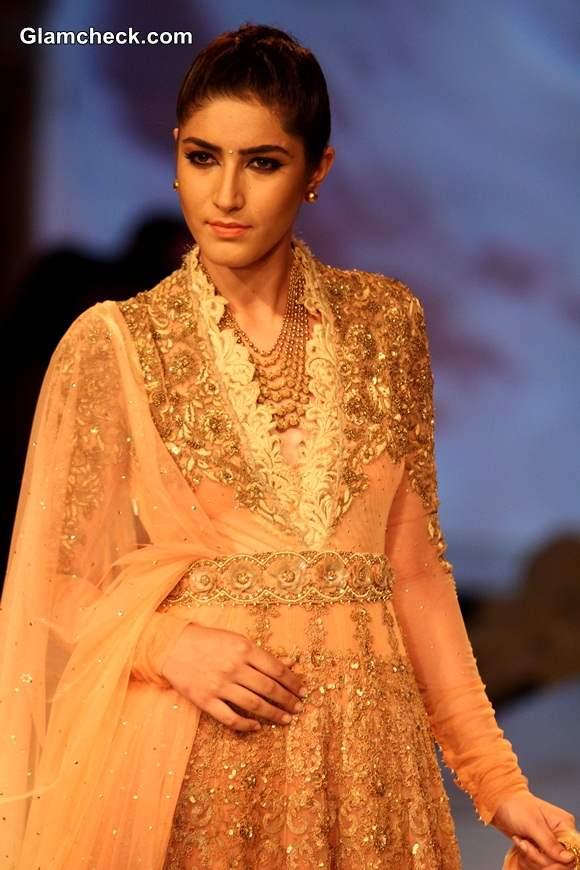 Tarun Tahiliani 2014 BMW India Bridal Fashion Week
