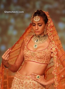 Tarun Tahiliani at BMW India Bridal Fashion Week 2014