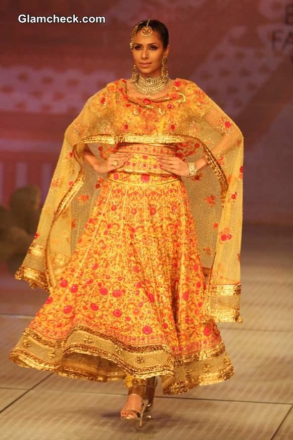 Tarun Tahiliani Collection 2014 BMW India Bridal Fashion Week