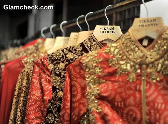 Vikram Phadnis Lakme Fashion Week 2014