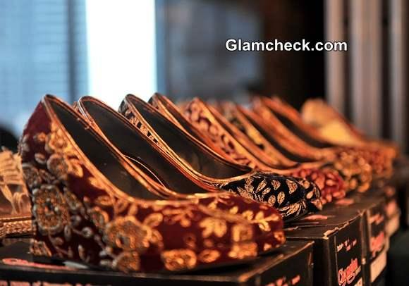 Vikram Phadnis Shoe collection Lakme Fashion Week 2014