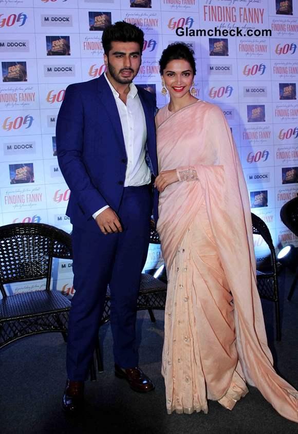 Arjun Kapoor Deepika Padukone on Jhalak Dikhhla Jaa Season 7