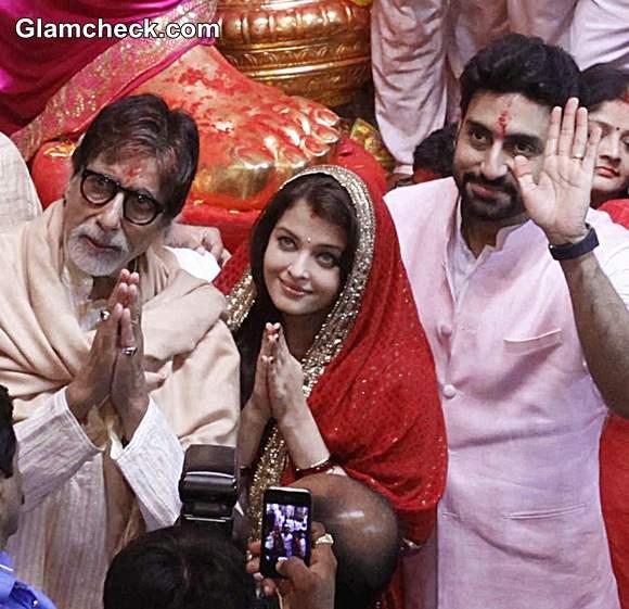 Bachchan Family 2014