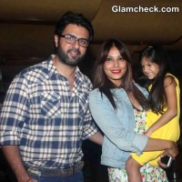 Bipasha Basu at special screening of Creature 3D for her friends and family