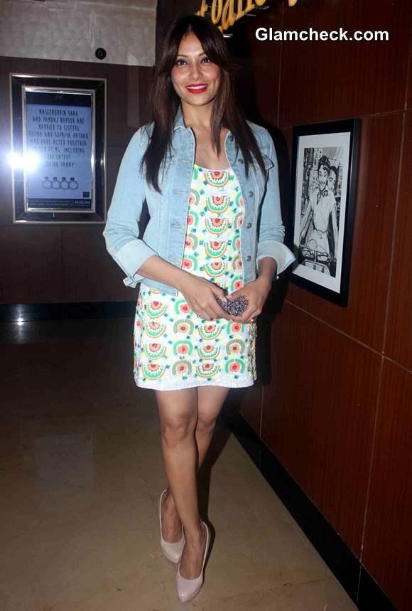 Bipasha Basu at special screening of Creature 3D