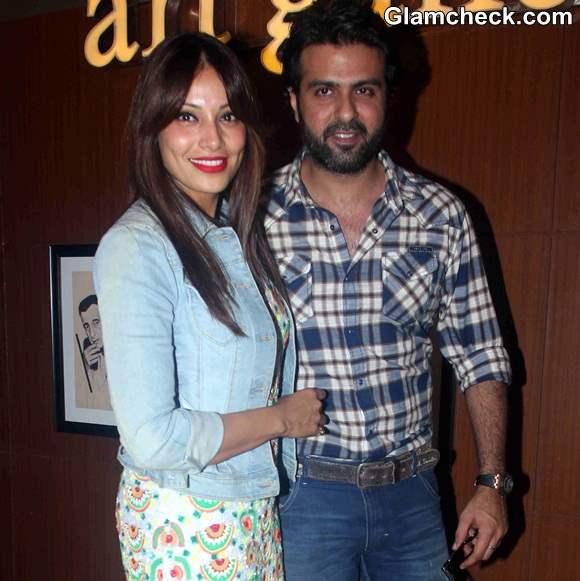 Bipasha Basu with Harman Baweja