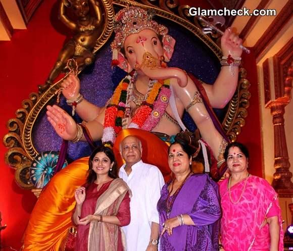 Chinchpokli cha Raja 2014 Shamita Shetty