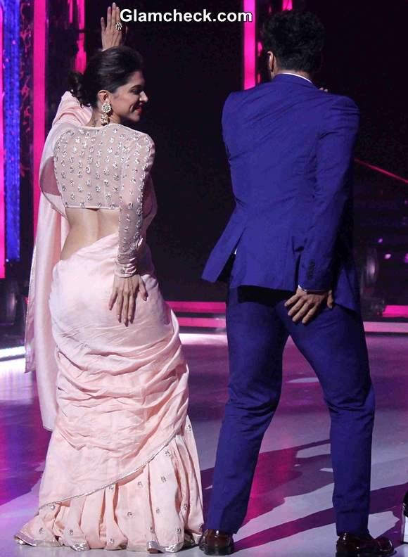 Deepika Padukone Arjun Kapoor on Jhalak Dikhhla Jaa Season 7