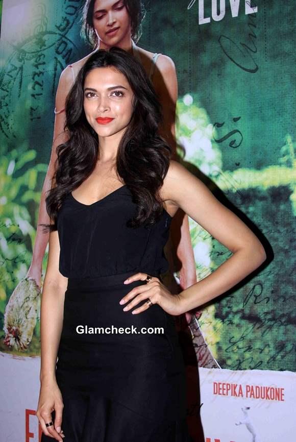 Deepika Padukone at Finding Fanny Special Screening