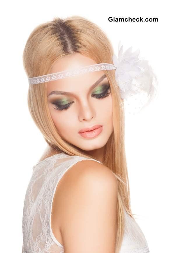 Emerald Green Smokey Eye Makeup how to