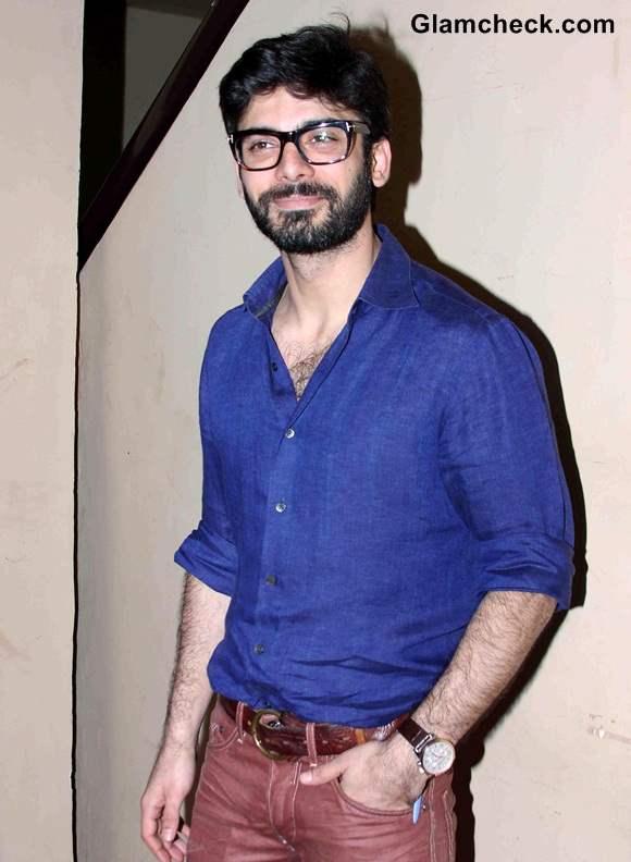 Fawad Khan at the special screening of Khoobsurat
