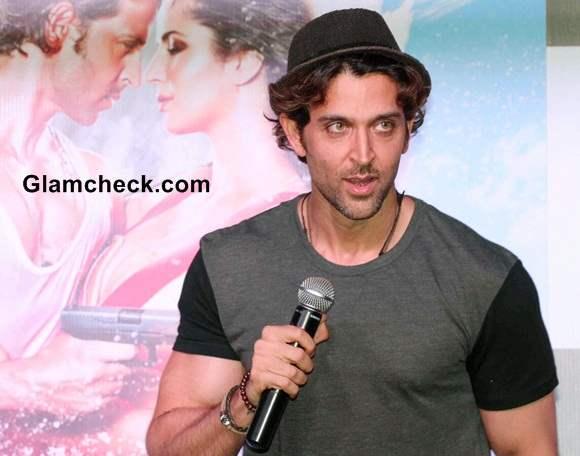 Hrithik Roshan at the launch of Bang Bang mobile game pics