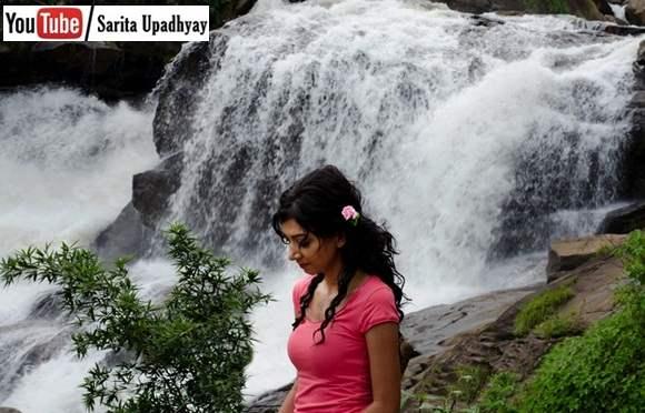 Indian Youtuber Sarita Upadhyay