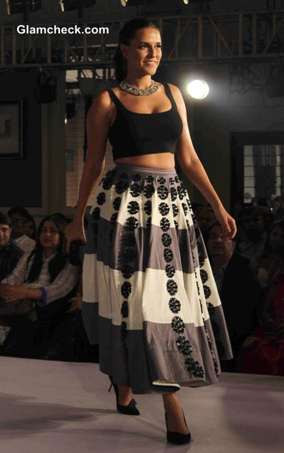 Neha Dhupia 2014 the Femina Style Diva