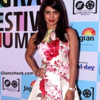 Priyanka Chopra at the launch of 5th Jagran Film Festival