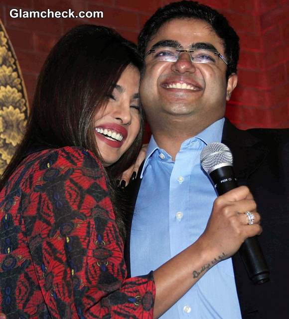 Priyanka Chopra Launches Her Brother Siddharth Chopras Pub Lounge Mugshot Lounge