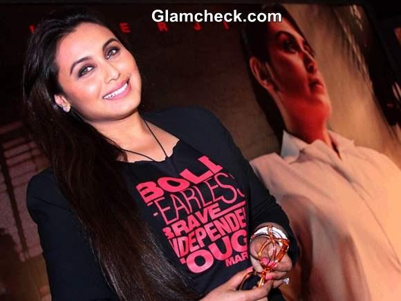 Rani Mukerji 2014 movie 'Mardaani
