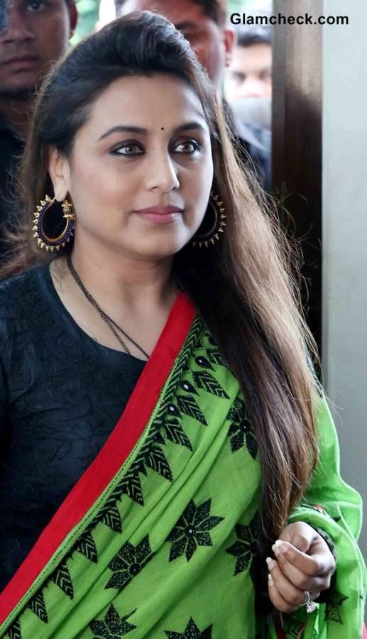 Rani Mukherjee 2014 Pics