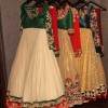 Shyamal and Bhumika Outfit