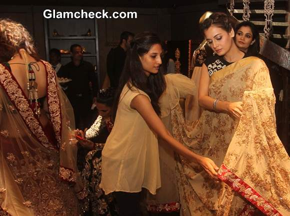 Shyamal and Bhumika Signature Studio Launch