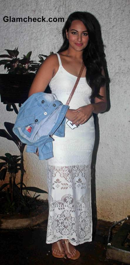 Sonakshi Sinha 2014 Casual style