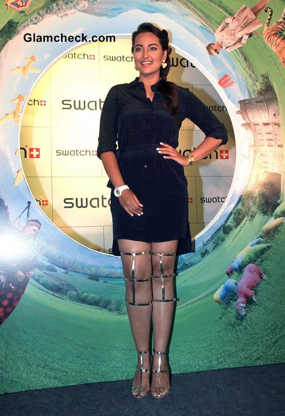 Sonakshi Sinha Sexy 2014 Pics