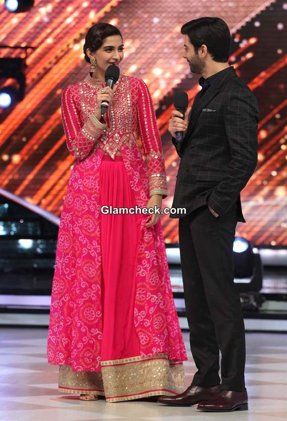 Sonam Kapoor and Fawad Khan