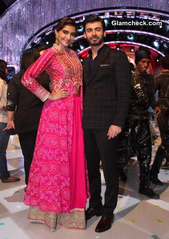 Sonam Kapoor and Pakistani actor Fawad Khan