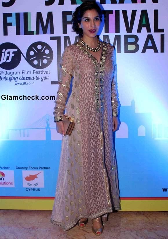 Sophie Choudry 2014 Jagran Film Festival
