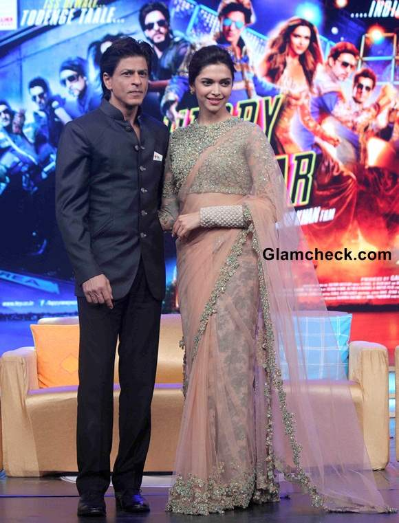music launch of film Happy New Year