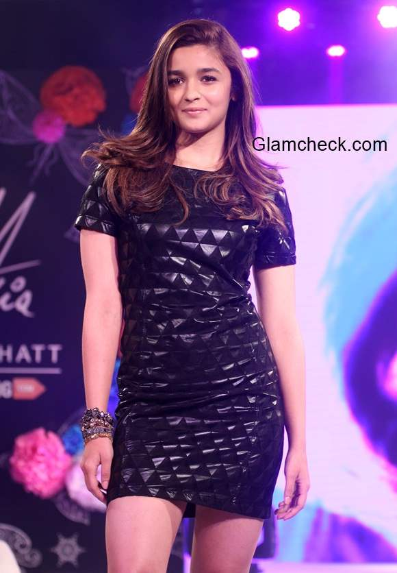 Alia Bhatt unveils clothing line Alia in association with Jabong.com