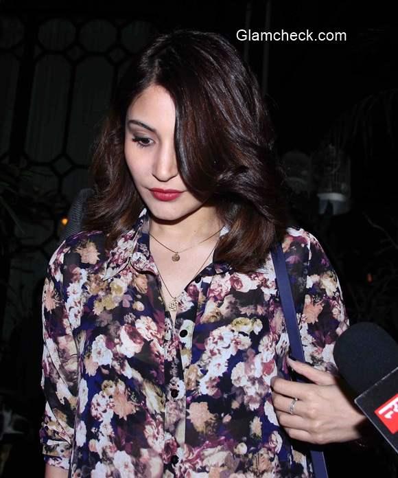 Anushka Sharma 2014 pics
