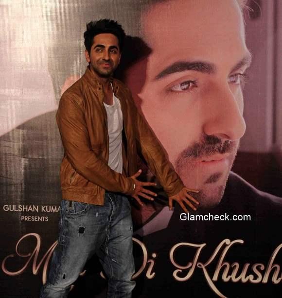 Ayushmann Khurrana unveils his new single 'Mitti di Khushboo