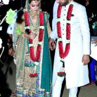 Dia Mirza Gets Married to Sahil Sangha pics