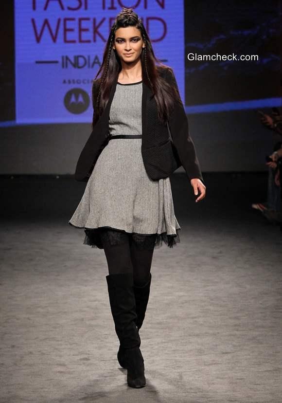 Diana Penty  Myntra Fashion Weekend 2014