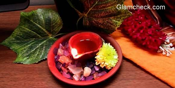 Diwali Diya Decoration Idea