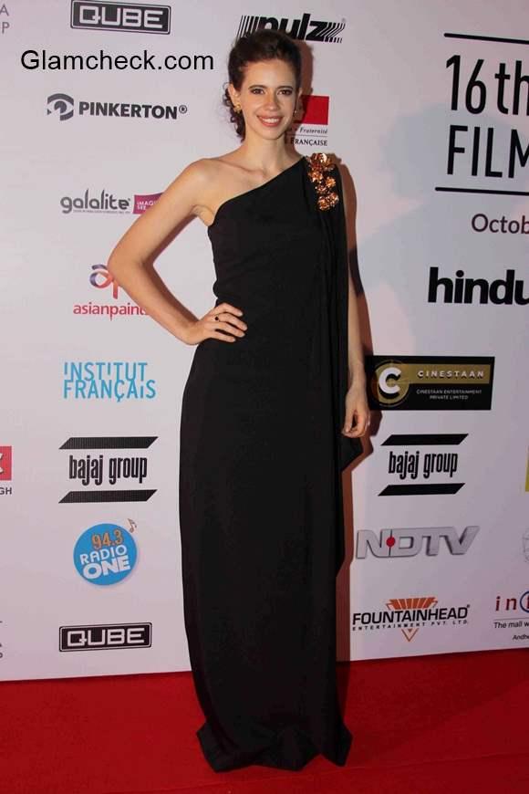 Kalki Koechlin at 16th Mumbai Film Festival  2014