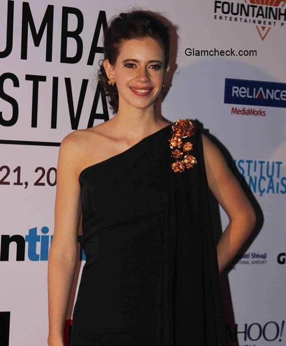 Kalki Koechlin at 16th Mumbai Film Festival