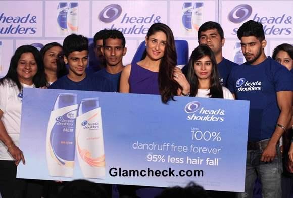 Kareena Kapoor 2014 Launches Head Shoulders New Range pics