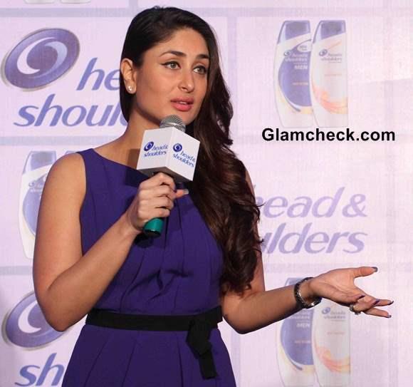 Kareena Kapoor 2014 at the launch of Head Shoulders New Range pics